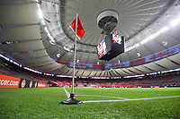 Vancouver, Canada - Thursday November 09, 2017: BC PLACE during an International friendly match between the Women's National teams of the United States (USA) and Canada (CAN) at BC Place.