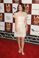 Alessandra Mastronardi at Film Independent's 2012 Los Angeles Film Festival Premiere of 'To Rome With Love' at Regal Cinemas L.A. LIVE Stadium 14 on June 14, 2012 in Los Angeles, California. &copy;&nbsp;mpi35/MediaPunch Inc. /NORTEPHOTO.COM<br /> <br /> **SOLO*VENTA*EN*MEXICO**<br /> **CREDITO*OBLIGATORIO** <br /> *No*Venta*A*Terceros*