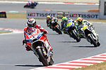 Gran Premi Monster Energy de Catalunya 2017.<br /> Moto GP Race.<br /> Jorge Lorenzo.