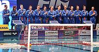 Team Nederland  <br /> Firenze 19-11-2019 Piscina Nannini <br /> water polo Women's World League <br /> Italy ITA - Nederland NED <br /> Photo Andrea Staccioli/Deepbluemedia/Insidefoto