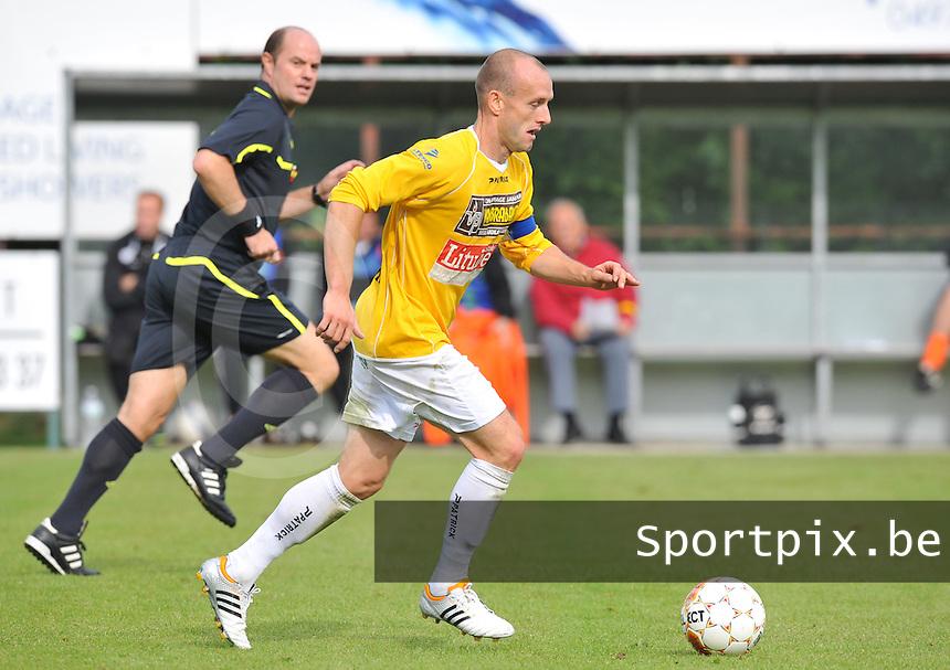 SC Wielsbeke : Lieven Cnudde.foto VDB / BART VANDENBROUCKE