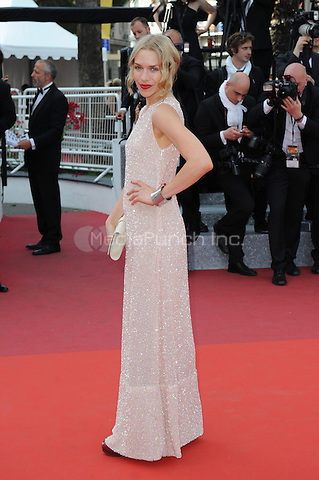 Julia Dietze at the 'Loving' screening during The 69th Annual Cannes Film Festival on May 16, 2016 in Cannes, France.<br /> CAP/LAF<br /> &copy;Lafitte/Capital Pictures /MediaPunch ***NORTH AND SOUTH AMERICA ONLY***