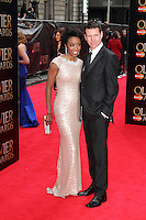 London - The Olivier Awards 2013 at the Royal Opera House, Covent Garden, London - April 28th 2013..Photo by Keith Mayhew..