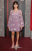 Elle Mulvaney at The British Soap Awards 2019 arrivals. The Lowry, Media City, Salford, Manchester, UK on June 1st 2019<br /> CAP/ROS<br /> ©ROS/Capital Pictures