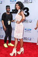 LOS ANGELES, CA - JUNE 30: Brandy Norwood attends the 2013 BET Awards at Nokia Theatre L.A. Live on June 30, 2013 in Los Angeles, California. (Photo by Celebrity Monitor)