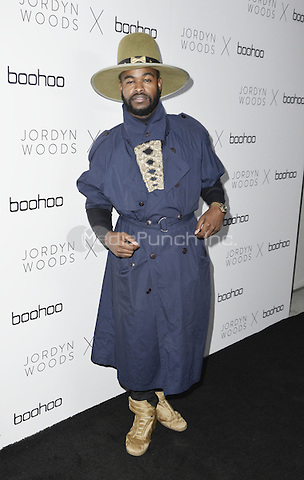 HOLLYWOOD, CA - AUGUST 31: Dork Dozier attends the Jordyn Woods x boohoo launch party at Neuehouse on August 31, 2016 in Hollywood, CA. Credit: Koi Sojer/Snap'N U Photos/MediaPunch
