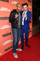 12 September 2018 - Hollywood, California - Keegan Michael Key, Boyd Holbrook. '&quot;The Predator&quot; Special Screening Los Angeles  held at the Egyptian Theater. <br /> CAP/ADM/BT<br /> &copy;BT/ADM/Capital Pictures