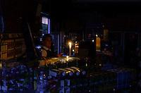 SÃO PAULO, SP, 13.02.2014 – FALTA DE LUZ:  Falta de luz no bairro da Vila Mariana, zona sul de São Paulo na tarde desta quinta feira (13), após forte chuva que atingiu a cidade. (Foto: Levi Bianco / Brazil Photo Press).