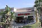 Spice Cafe, Dr. Phillips Marketplace, Orlando, Florida