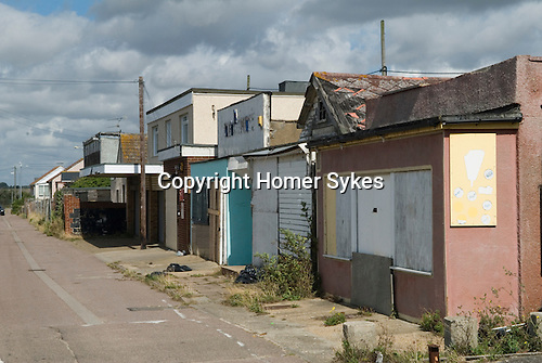 Jaywick Essex Uk boarded up shops poverty in England 2013