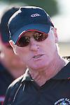 Waiuku coach Peter Summerville. Counties Manukau Premier Club Rugby game bewtween Waiuk & Karaka played at Waiuku on Saturday April 11th, 2010..Karaka won the game 24 - 22 after leading 21 - 9 at halftime.