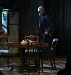 """Jonathan Pryce during the Broadway Opening Night Curtain Call for the MTC  production of  """"The Height Of The Storm"""" at Samuel J. Friedman Theatre on September 24, 2019 in New York City."""