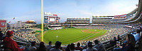 The Washington National's new baseball stadium in Southeast Washington DC.