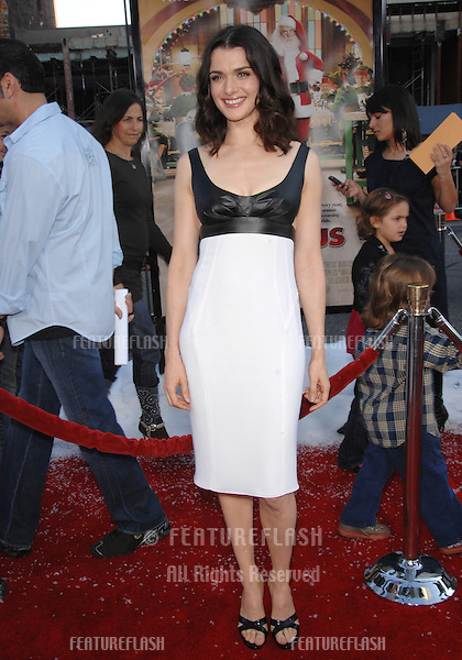 "Rachel Weisz at the Los Angeles premiere of her new movie ""Fred Claus"" at Grauman's Chinese Theatre, Hollywood, CA..November 3, 2007  Los Angeles, CA.Picture: Paul Smith / Featureflash"