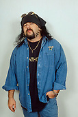 Pantera - Vinnie Paul Abbott - photosession in London UK - 01 May 1996. Photo credit: George Chin/IconicPi