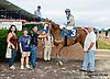 Sweetsouthernambar winning at Delaware Park on 9/9/13