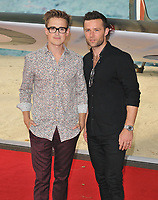 Tom Fletcher and Harry Judd at the &quot;Dunkirk&quot; world film premiere, Odeon Leicester Square cinema, Leicester Square, London, England, UK, on Thursday 13 July 2017.<br /> CAP/CAN<br /> &copy;CAN/Capital Pictures /MediaPunch ***NORTH AND SOUTH AMERICAS ONLY***