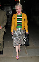 Daisy Lewis at the &quot;Killer Joe&quot; press night departures, Trafalgar Studios, Whitehall, London, England, UK, on Monday 04 June 2018.<br /> CAP/CAN<br /> &copy;CAN/Capital Pictures