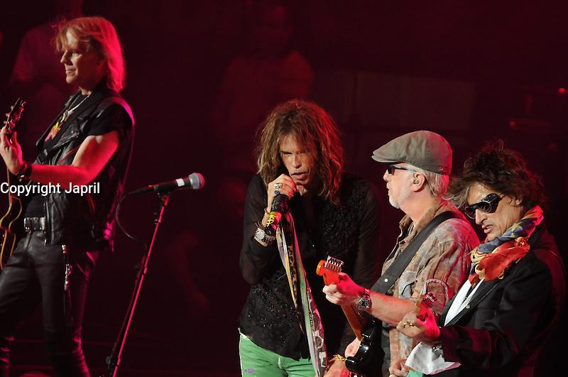 2010 file Photo - Aerosmith