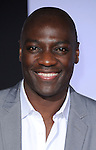 """Adewale Akinnuoye-Agbaje at the premiere of """"Captain America The Winter Soldier"""" held at the El Capitan Theatre in Los Angeles, Ca. March 13, 2014."""