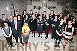ARDFERT Singers 'Spring into Summer' concert at  Saint Brednan's Church,  Ardfert in aid of Pieta House on Sunday