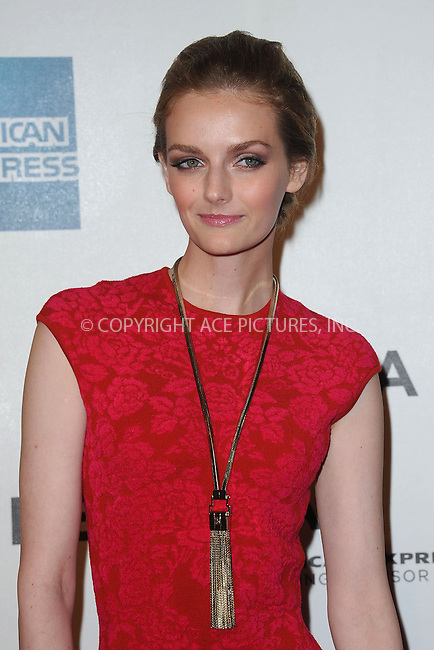 WWW.ACEPIXS.COM . . . . . .April 19, 2013...New York City....Lydia Hearst attends the ESPN and Tribeca Film Festival Screening of Big Shot on April 19, 2013 in New York City. ....Please byline: KRISTIN CALLAHAN - WWW.ACEPIXS.COM.. . . . . . ..Ace Pictures, Inc: ..tel: (212) 243 8787 or (646) 769 0430..e-mail: info@acepixs.com..web: http://www.acepixs.com .