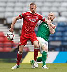 Adam Rooney and David Gray