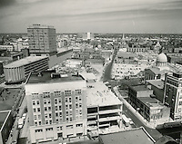 1961 March 27..Redevelopment.Downtown North (R-8)..Downtown Progress..North View from VNB Building..HAYCOX PHOTORAMIC INC..NEG# C-61-5-65.NRHA# 879-M..