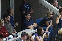 Justin Bartha Jason Biggs Jenny Mollen<br /> Tennis US Open. 9-7-2018<br /> Photo by John Barrett/PHOTOlink