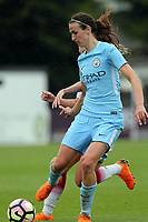 Jill Scott of Manchester City Women during Arsenal Women vs Manchester City Women, FA Women's Super League FA WSL1 Football at Meadow Park on 12th May 2018