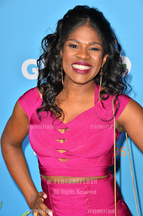 Edwina Findley at the world premiere for &quot;Gringo&quot; at the L.A. Live Regal Cinemas, Los Angeles, USA 06 March 2018<br /> Picture: Paul Smith/Featureflash/SilverHub 0208 004 5359 sales@silverhubmedia.com