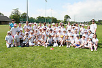 3rd Class at Donacarney Girls NS Sports Day at Pilltown Club House...Photo NEWSFILE/Jenny Matthews.(Photo credit should read Jenny Matthews/NEWSFILE)....This Picture has been sent you under the condtions enclosed by:.Newsfile Ltd..The Studio,.Millmount Abbey,.Drogheda,.Co Meath..Ireland..Tel: +353(0)41-9871240.Fax: +353(0)41-9871260.GSM: +353(0)86-2500958.email: pictures@newsfile.ie.www.newsfile.ie.FTP: 193.120.102.198.