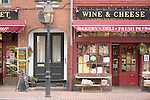 A small market and deli in Beacon Hill in Boston, MA.