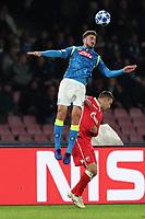 Fabian Ruiz Napoli <br /> Napoli 28-11-2018 Stadio San Paolo<br /> Football Calcio UEFA Champions League 2018/2019 Group C <br /> Napoli - Crvena Zvezda<br /> Foto Cesare Purini / Insidefoto