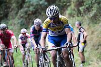 Piet Allegaert (BEL/Sport Vlaanderen-Baloise)<br /> <br /> Dwars door het Hageland (1.1)<br /> 1 Day Race: Aarschot &gt; Diest (194km)