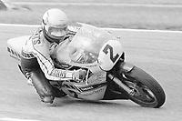 Unknown date: Kenny Roberts USA / Yamaha world champions motorcyclist
