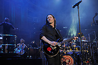 LONDON, ENGLAND - OCTOBER 3: Myles Kennedy of 'Alter Bridge' performing at the Royal Albert Hall on October 3, 2017 in London, England.<br /> CAP/MAR<br /> &copy;MAR/Capital Pictures