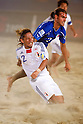 Takashi Arakaki (JPN), AUGUST 28, 2011 - Beach Soccer : Crescentini Trophy match between Italy 1-2 Japan at Stadio del Mare in Marina di Ravenna, Italy, (Photo by Enrico Calderoni/AFLO SPORT) [0391]