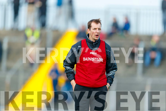 John Sugrue, Kerry Manager  before the 2020 McGrath Cup Group B match between Kerry and Cork at Austin Stack Park in Tralee, Kerry.