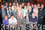 MIGHTY SURPRISE: Pa Fitzgerald, Casements Ave, Tralee got a huge surprise last Saturday night when he landed into Linnane's bar, Rock St, Tralee to find a large group who gathered inside to wish him a happy 80th birthday.
