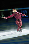 20/10/2012 - Grandi nomi del pattinaggio di figura su ghiaccio, si esibiscono per il Golden Skate 2012 al Palavela di Torino, il 20 ottobre 2012.<br /> <br /> 20/12/2012 - Figure Ice Skating stars exhibit at Golden Skate 2012 at Turin Palavela, on 20th october 2012. .<br /> <br /> Stephane Lambiel