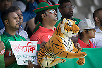 Tigers fans during Pakistan vs Bangladesh, ICC World Cup Cricket at Lord's Cricket Ground on 5th July 2019