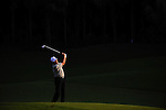 TAIPEI, TAIWAN - NOVEMBER 20:  David Ishii of USA plays a shot on the 17th hole during day three of the Fubon Senior Open at Miramar Golf & Country Club on November 20, 2011 in Taipei, Taiwan. Photo by Victor Fraile / The Power of Sport Images