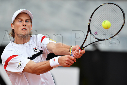 16.05.2012. Rome, Italy.  Andreas Seppi of Italy  Italian Open Tennis Championship by BNP Paribas.