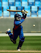 Afghanistan cricket player Mohammad Nabi - - Picture by Donald MacLeod 11.02.10