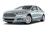 Ford Fusion Energi Titanium Plugin Hybrid Sedan 2014