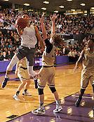 Bentonville at Fayetteville basketball 1/29/2016