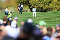 Emiliano Grillo (ARG) on the 2nd fairway during the 2nd round of the Waste Management Phoenix Open, TPC Scottsdale, Scottsdale, Arisona, USA. 01/02/2019.<br /> Picture Fran Caffrey / Golffile.ie<br /> <br /> All photo usage must carry mandatory copyright credit (© Golffile | Fran Caffrey)