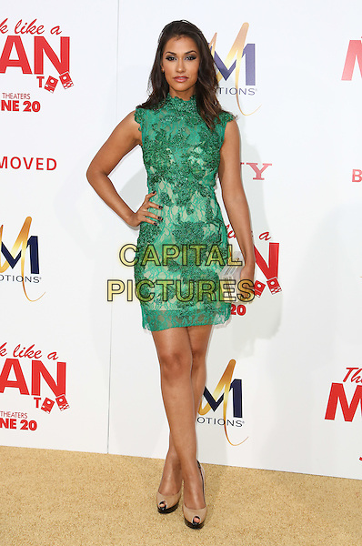 HOLLYWOOD, CA - JUNE 9: Janina Gavankar  attends the &quot;Think Like a Man Too&quot; Premiere at TCL Theatre in Hollywood, California on June 9, 2014.   <br /> CAP/MPI/mpi99<br /> &copy;mpi99/MediaPunch/Capital Pictures