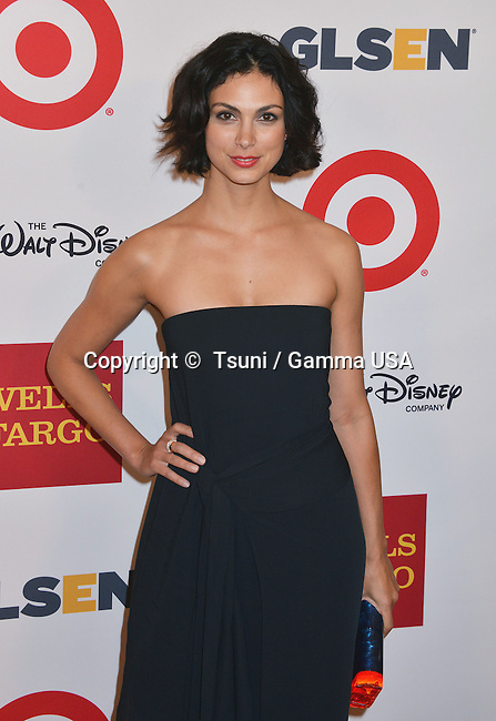 Morena Baccarin 165 at the GLSEN Respect Awards 2014 At the Regent Beverly Hotel in Los Angeles.